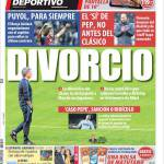 Mundo Deportivo, Mourinho divorzia dei suoi giocatori