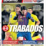 Mundo Deportivo: Bloccati