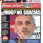 Mundo Deportivo: Mou? No grazie!