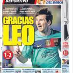 Mundo Deportivo: Grazie Leo