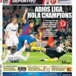 Mundo Deportivo: addio Liga, salve Champions