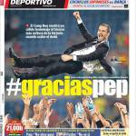 Mundo Deportivo: Grazie Pep
