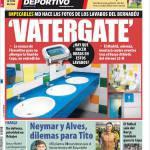 Mundo Deportivo: Neymar e Alves, il dilemma di Tito