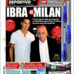 Mundo Deportivo: Ibra al Milan