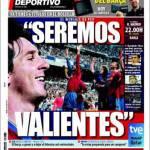 """El Mundo Deportivo: """"Saremo vincenti"""""""