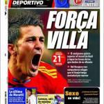 El Mundo Deportivo: L'ultima di Moratti