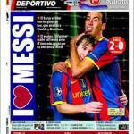 Mundo Deportivo: I love Messi