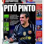Mundo Deportivo: Fischio Pinto
