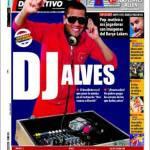El Mundo Deportivo: Dj Alves
