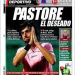 El Mundo Deportivo: Pastore il desiderato