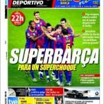 El Mundo Deportivo: SuperBarça per un supermatch