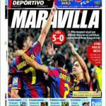 Mundo Deportivo: MeraVilla