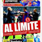 Mundo Deportivo: Al limite