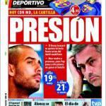 Mundo Deportivo: Pressione