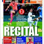 El Mundo Deportivo: Recital