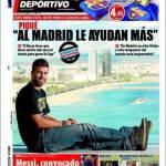 """Mundo Deportivo: """"Quanti aiuti per il Real Madrid"""""""