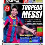Mundo Deportivo: Siluro Messi