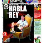 Mundo Deportivo: Parla il re