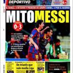 Mundo Deportivo: Mito Messi