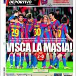 Mundo Deportivo: Mourinho insiste con Eto'o
