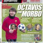 Mundo Deportivo: Ottavo morbido