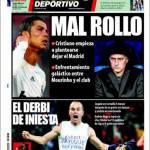 Mundo Deportivo: Il derby di Iniesta