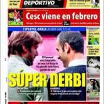 Mundo Deportivo: Cesc viene a febbraio