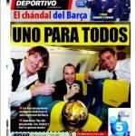 Mundo Deportivo: Uno per tutti