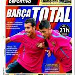 Mundo Deportivo: Barça Totale