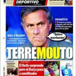 Mundo Deportivo: TerreMouto