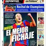 "Mundo Deportivo: Mourinho ""Non parlo con Valdano"""