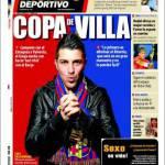 Mundo Deportivo: Prudenza massima con la lesione di Puyol