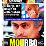 Mundo Deportivo: Il Barcellona con un occhio al Bernabeu