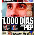 Mundo Deportivo: 1000 giorni con Pep
