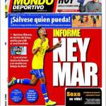 Mundo Deportivo: Relazione su Neymar