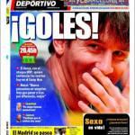 Mundo Deportivo: Gol!