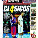 Mundo Deportivo: Cl4sicos