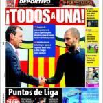 Mundo Deportivo: Tutti per uno