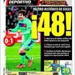 Mundo Deportivo: 48!