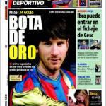 Mundo Deportivo: Ibra potrebbe entrare nell'affare Fabregas