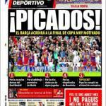 Mundo Deportivo: Tritati!