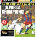 Mundo Deportivo: Ora la Champions