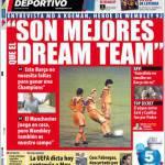 """Mundo Deportivo: """"E' il miglior dream team"""""""