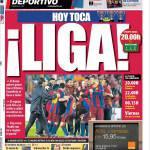 Mundo Deportivo: Oggi tocca alla Liga