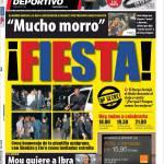 Mundo Deportivo: Festa!