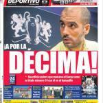 Mundo Deportivo: Per la decima!