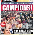 Mundo Deportivo: Oggi parla Fabregas