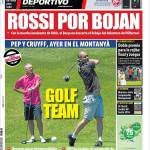 Mundo Deportivo: Rossi per Bojan