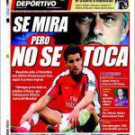 Mundo Deportivo: Si guarda ma non si tocca