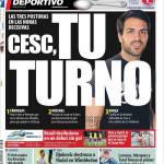 Mundo Deportivo: Cesc, è il tuo turno